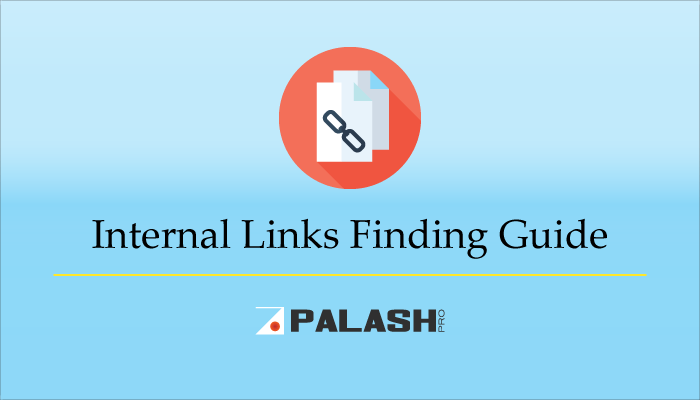 How To Find Internal Links? A Beginner's Guide!