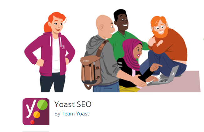 Yoast SEO Free WordPress SEO plugin