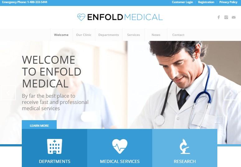 Enfold Medical Demo