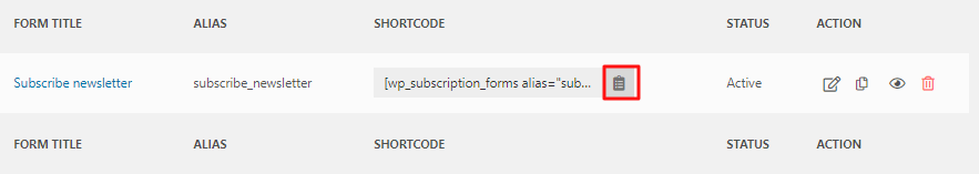 How To Add Free Email Subscription Form To Your Wordpress Blog? 1
