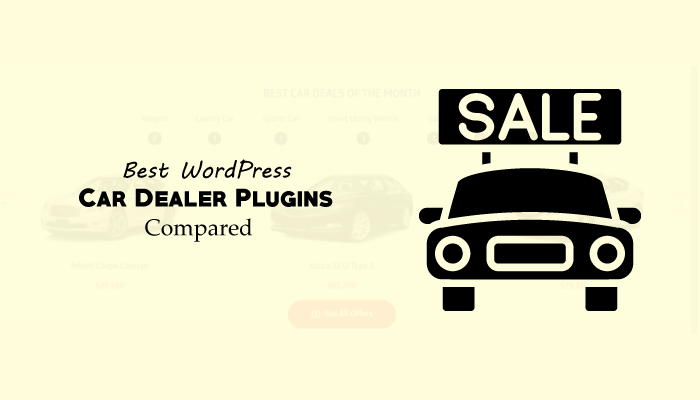 Best Car Dealer Plugins