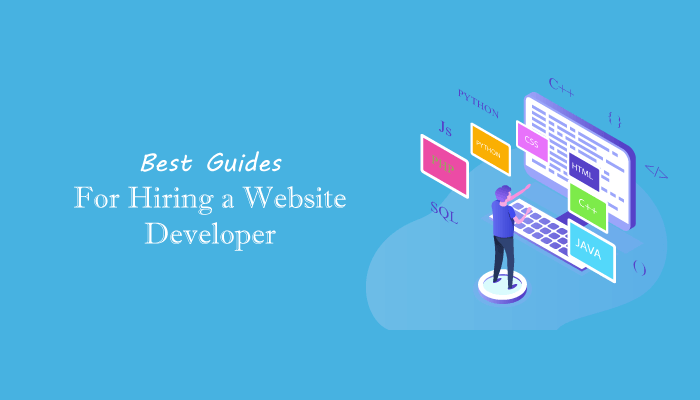 How To Hire Someone To Build A Website