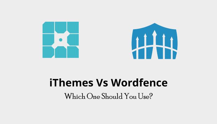 Ithemes Security Vs Wordfence