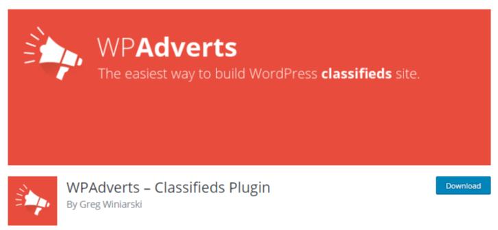 WPAdverts Classifieds Plugin