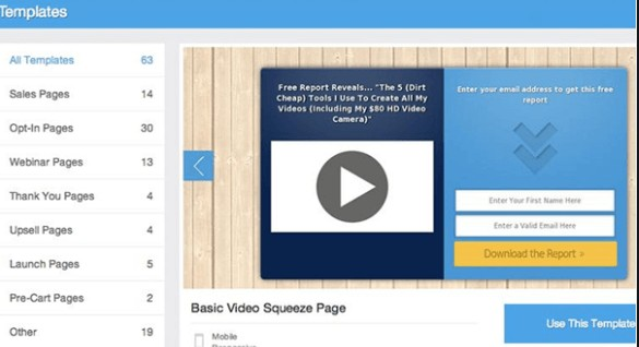 leadpages option