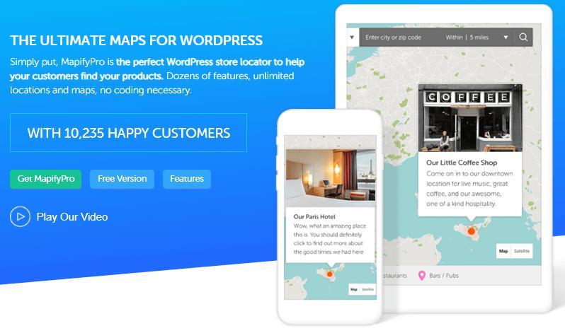 mapifypro map plugin