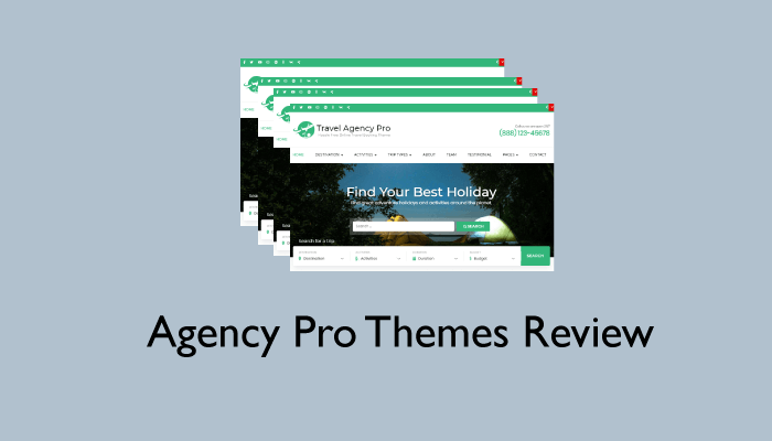 Agency Pro Themes Review