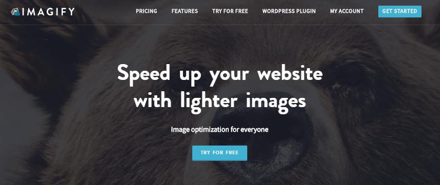 Imagify Image Optimizer Plugin