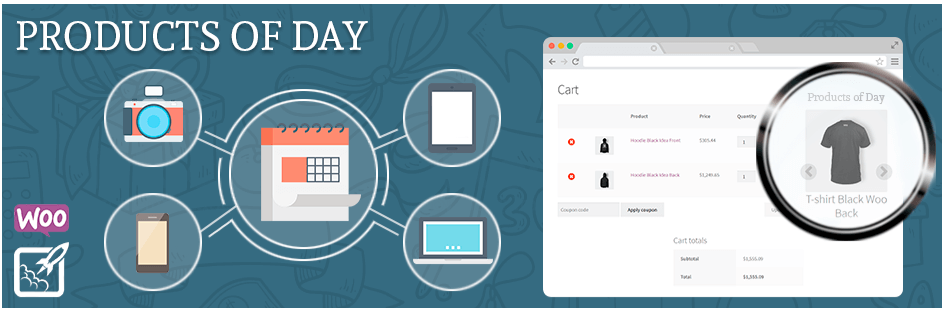 Product of the Day for WooCommerce
