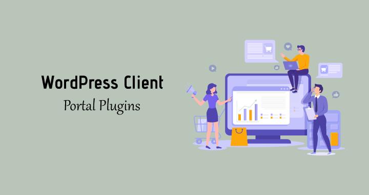WordPress Client Portal Plugin