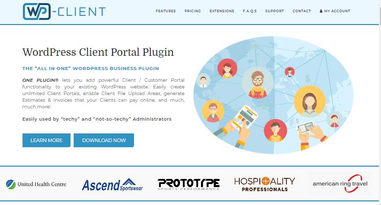 wp client
