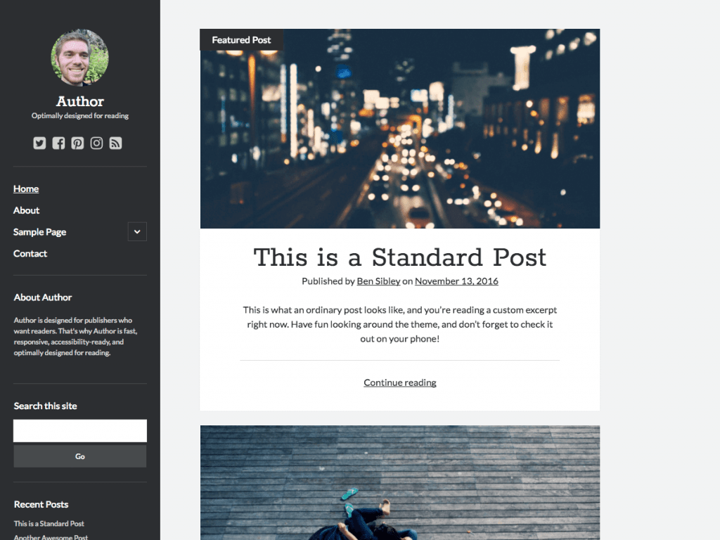 20 Best WordPress Themes For Blogs 2021 Reviewed 15