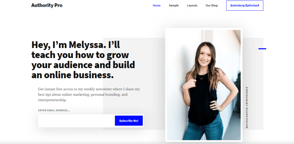 20 Best WordPress Themes For Blogs 2021 Reviewed 5