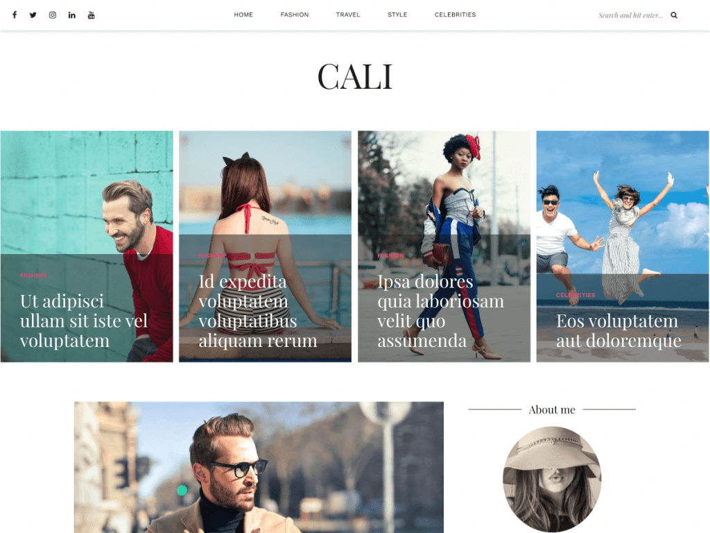 20 Best WordPress Themes For Blogs 2021 Reviewed 10