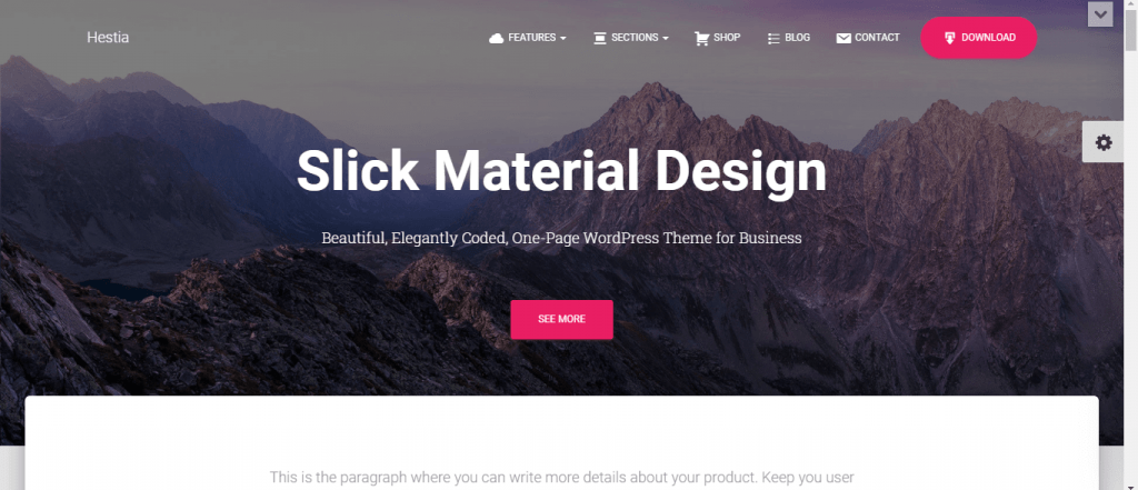 20 Best WordPress Themes For Blogs 2021 Reviewed 14
