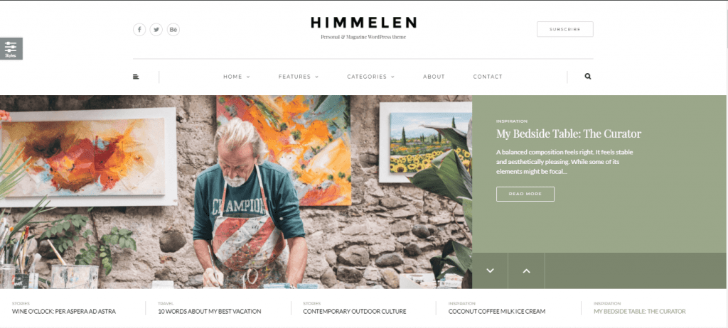20 Best WordPress Themes For Blogs 2021 Reviewed 11