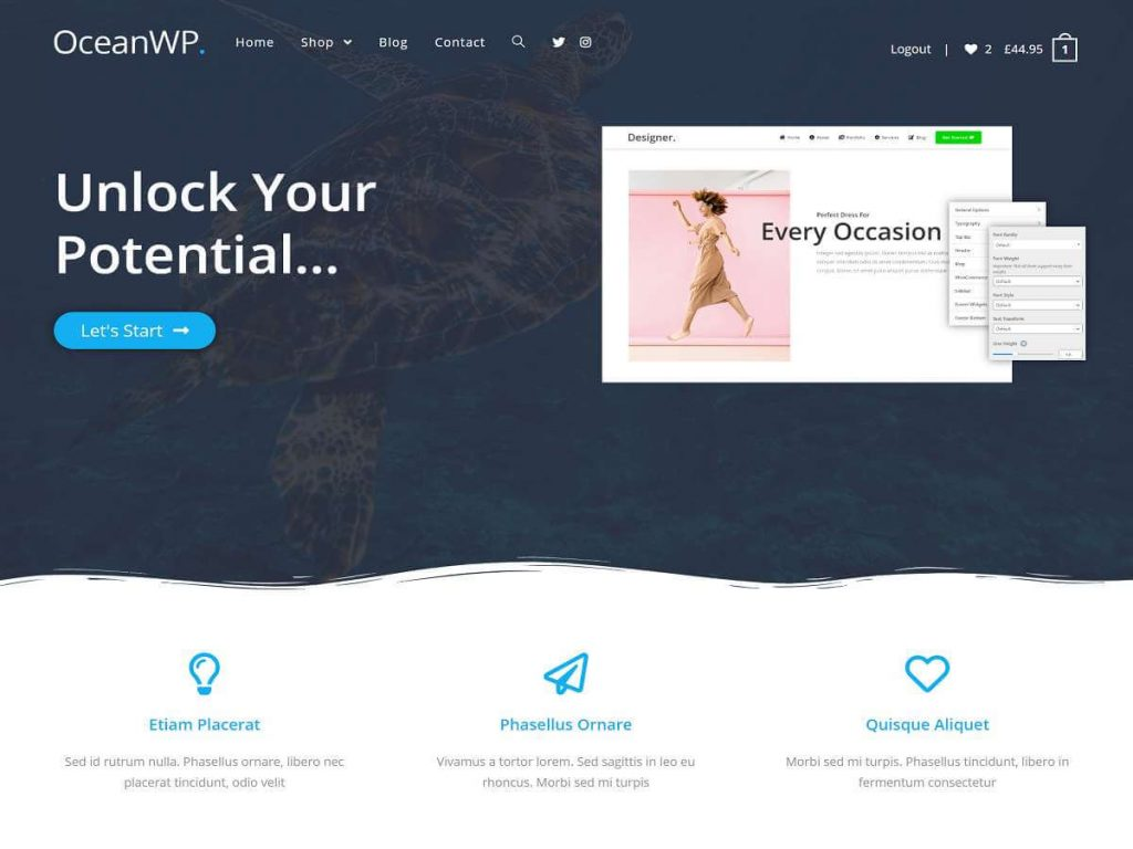 20 Best WordPress Themes For Blogs 2021 Reviewed 7
