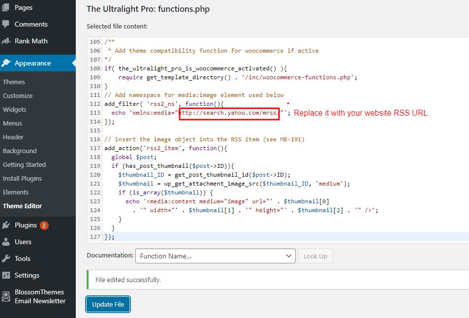 code implement