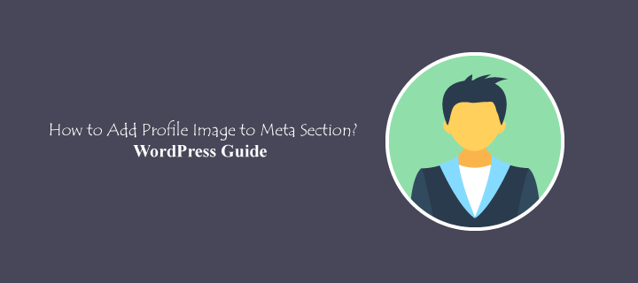 How to Add Profile Image To Meta Section In GeneratePress Theme?