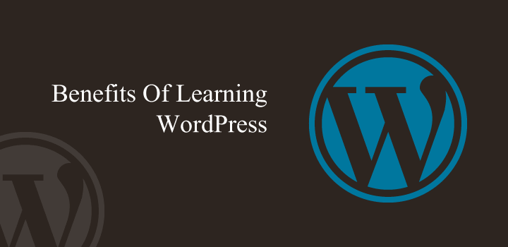 10 Benefits Of Learning WordPress With Other Opportunities!