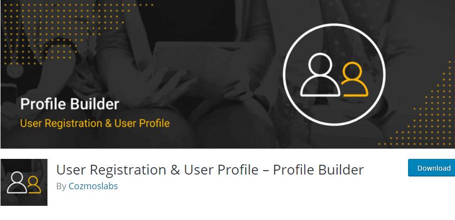 profile builder