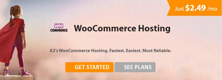A2 hosting woocommerce hosting