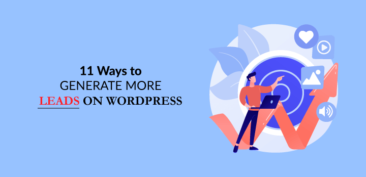 wordpress lead generation