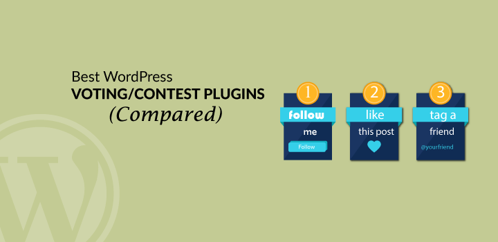 8 WP Voting Contest Plugins For Creating Contest Easier