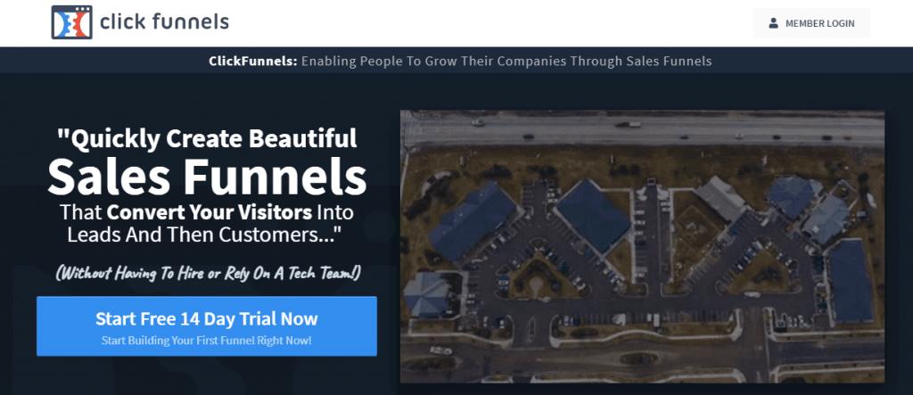 ClickFunnels tool