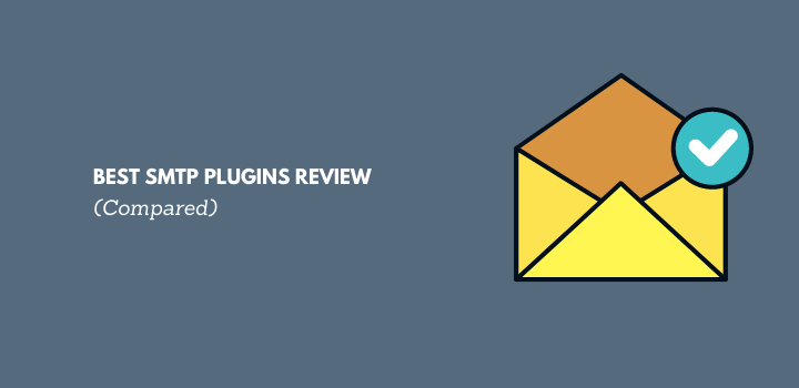 6 Best WordPress SMTP Plugins In 2021 (Compared)