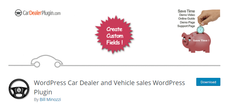 Car dealer and vehicle sales