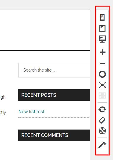 Design palette pro right panel