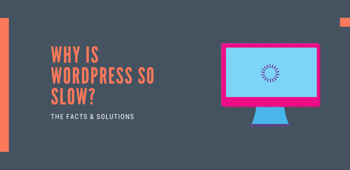 Why is WordPress So Slow: The Facts & Solutions