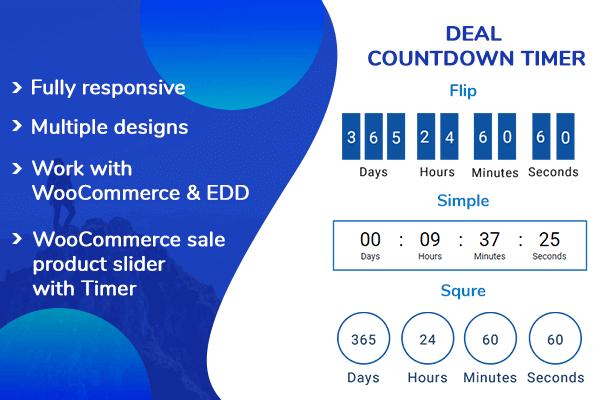 inboundwp deal countdown timer