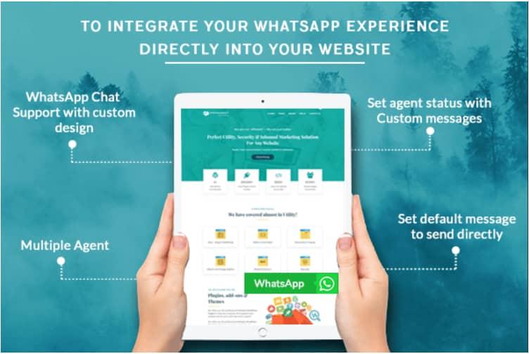 inboutwp whatsapp support