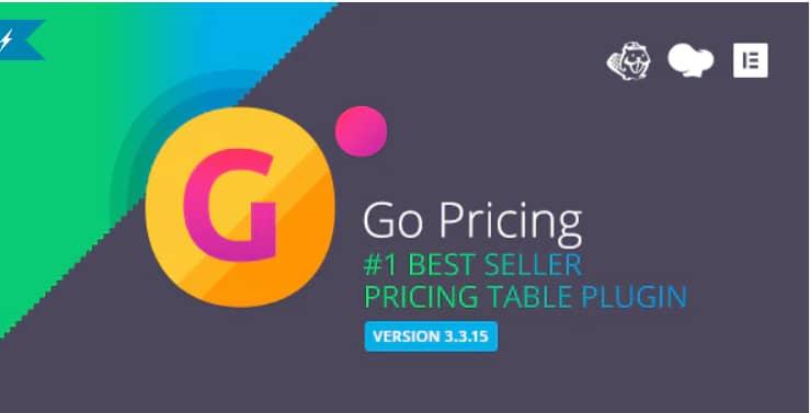 Go pricing wordpress table plugin