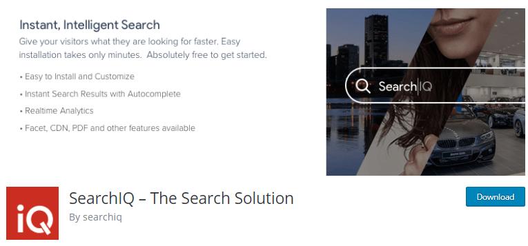 SearchIQ
