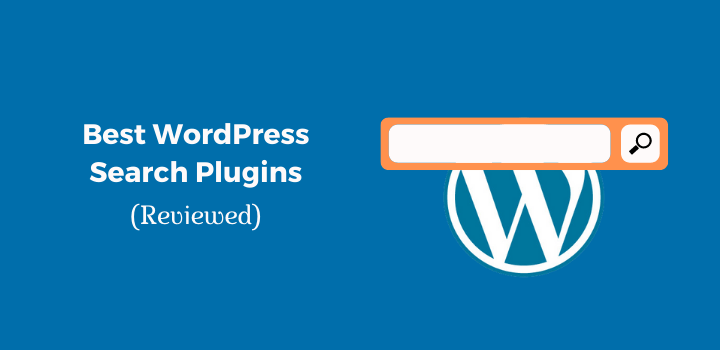 10 Best WordPress Search Plugins (Reviewed)