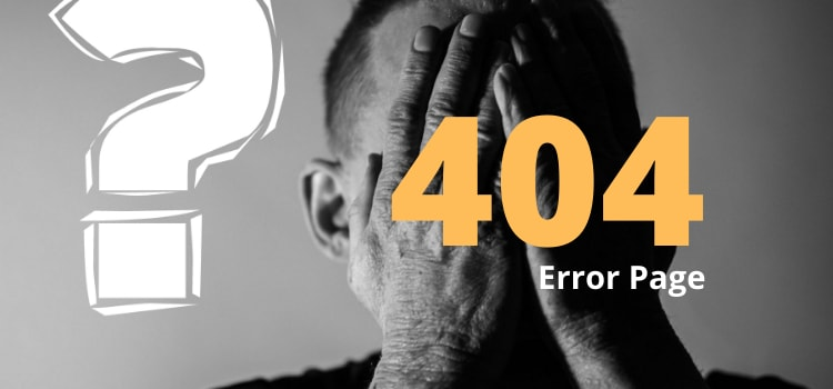 WordPress 404 Page: A Ultimate Guide For Beginners