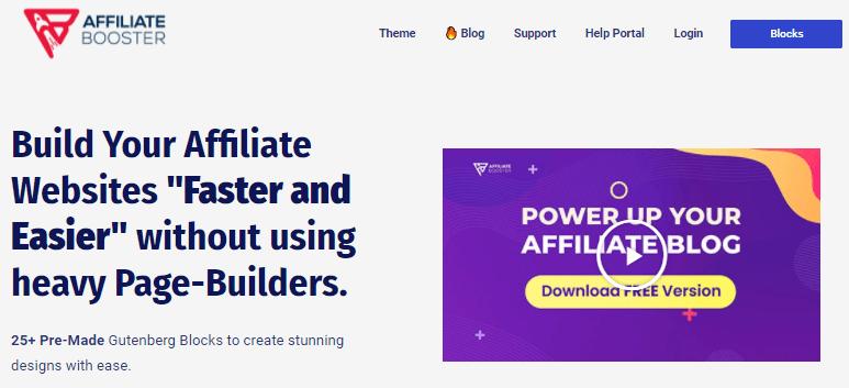 Affiliate booster plugin