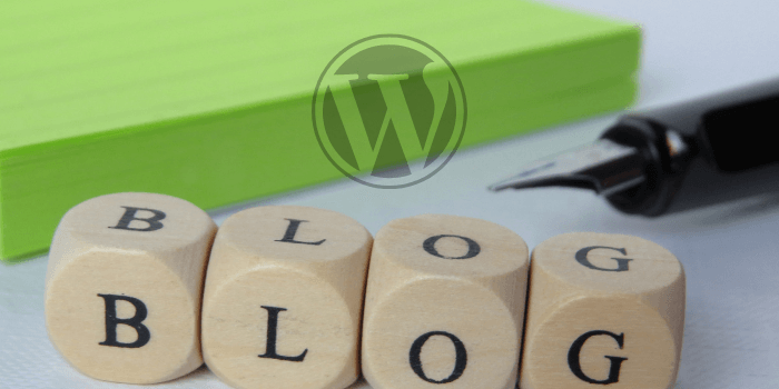 WordPress Blogging Book