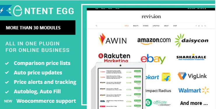 Content Egg Plugin