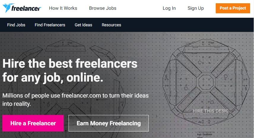Hire WordPress SEO experts on Freelancer