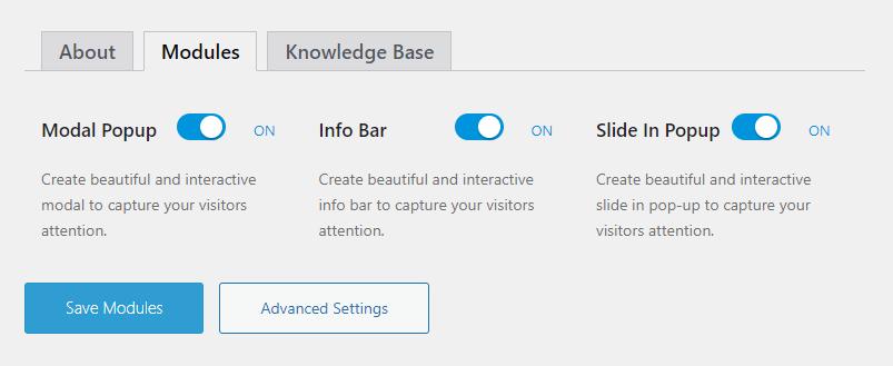 Convert plus modules