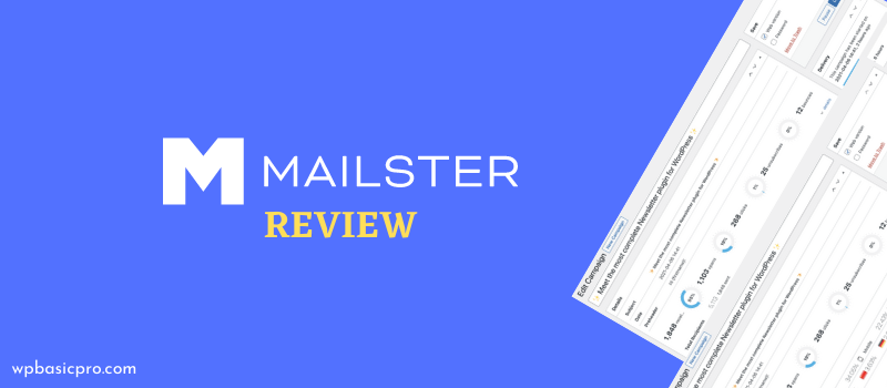 Mailster review